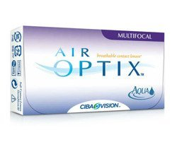 Air Optix Aqua Multifocal 3pcs.
