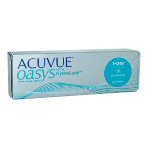 Soczewki 1Day Acuvue Oasys with Hydraluxe 30szt.