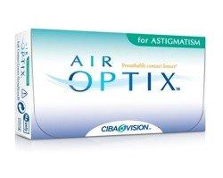 Air Optix for Astigmatism 3pcs.