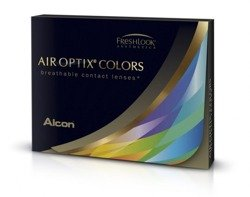 Air Optix Colors emphasizing 2pcs.
