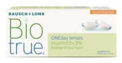 BioTrue OneDay for Astigmatism 30 pcs.