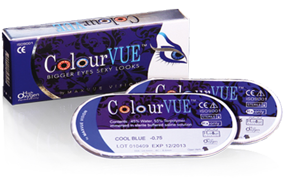 ColourVue Eyelush (PWR 0,00) 2pcs.