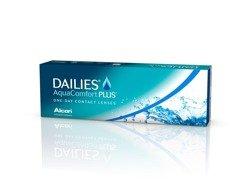 Dailies AquaComfort Plus 30pcs