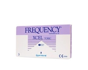 Frequency Xcel Toric 3pcs.