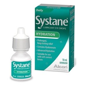 Systane Hydration eye drops