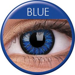 Farbige Kontaktlinsen ColourVue Glamour (PWR 0,00) 2 Stck.