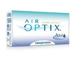 Kontaktlinsen Air Optix Aqua 6 Stck.
