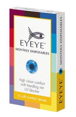 Kontaktlinsen Eyeye Comfort 6 Stck.