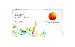 Kontaktlinsen Proclear Multifocal Toric 3 Stck.
