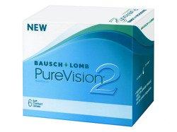 Kontaktlinsen PureVision 2HD 6 Stck.