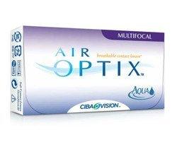 Soczewki Air Optix Aqua Multifocal 6szt.