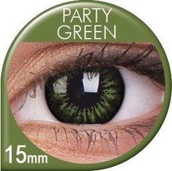 Soczewki Kolorowe ColourVUE Big Eyes (moc 0,00) 15mm 2szt.