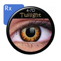 Soczewki Kolorowe ColourVue Crazy Lens XR (z mocami) 2szt.