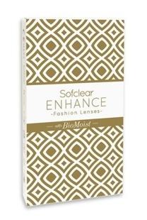 Soczewki Sofclear Enhance 2szt.